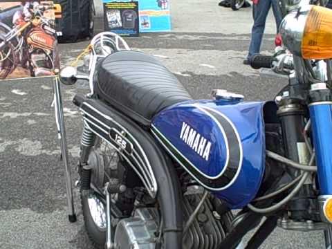 Allen Brotz's 1973 Yamaha Enduro Lineup — Motorcycle Classics