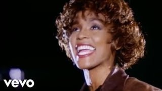 Клип Whitney Houston - I'm Your Baby Tonight (European version)