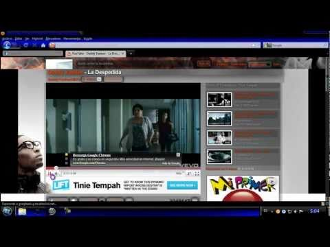 descargar videos de youtube gratis sin programas 2011
