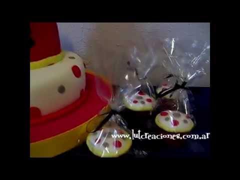 Torta Decorada La Casa de Mickey Mouse - Lut Creaciones Tortas Decoradas