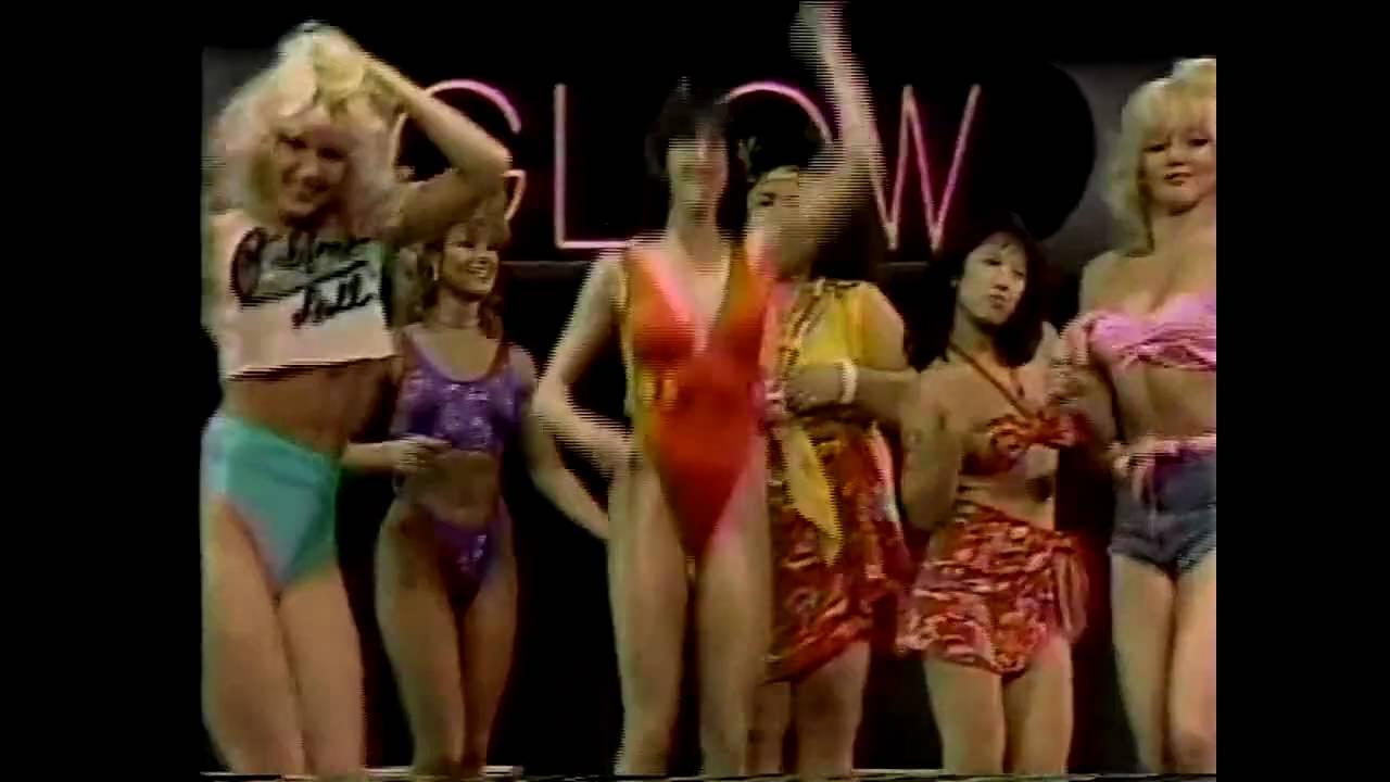 Ninotchka Glow GLOW Wrestling Susie Spirit