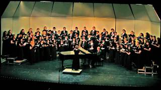 "UCLA University Chorus, ""Gentle Annie"""