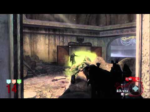 Call Duty Black Ops Modded Zombie Kino Der Toten