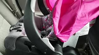 Baby Car Seat - Evenflo Embrace 35 - Quick Help Vid