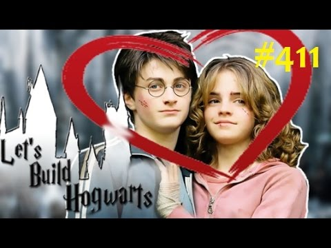 #HARMIONE - Harry & Hermine LOVE?! | Let's Build Hogwarts #411