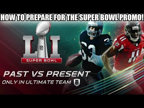HOW TO PREPARE FOR THE SUPER BOWL PROMO! SO MANY TIPS TO MAKE COINS! | MADDEN 18 ULTIMATE TEAM