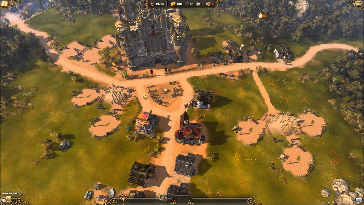 The Settlers 7: Paths to a Kingdom Review - GameSpot