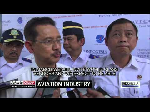 Indonesia Will Adopt Top Sky Navigation System