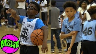 Gregory Brooks & CJ Thomas SHOW OUT in CRAZY GAME - 2025 Basketball