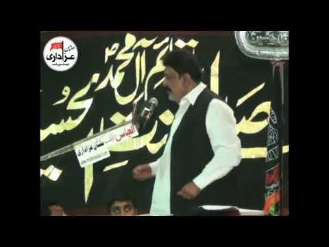 Zakir Naveed Aashiq B.A | Jalsa 9 March 2018 | Jalsa Zakir Qazi Waseem Abbas