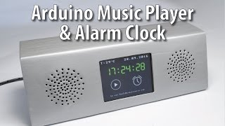 download lagu Arduino Touch Screen Mp3  Player And Alarm Clock gratis