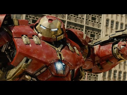 Marvel's Avengers: Age of Ultron trailer UK - OFFICIAL | HD