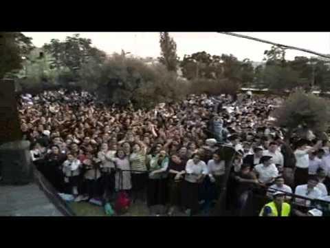חיים ישראל - אלוקים תודה ומאוואל, חברון, סוכות תשע