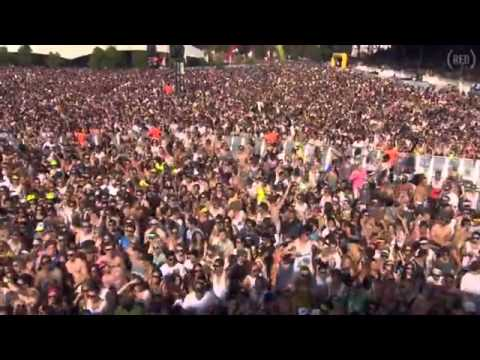 Laidback Luke - Live Concert @ Stereosonic, 2012