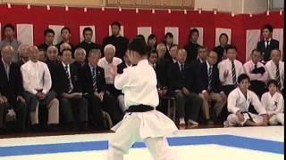 慶應義塾大学個人形演舞2