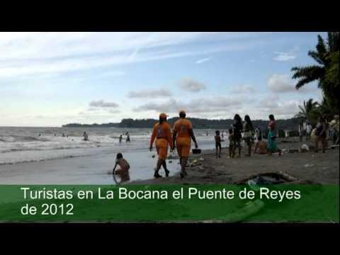 Imagenes de La Bocana en el Puente Reyes 2012