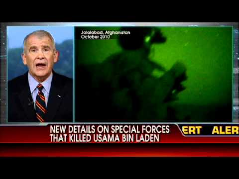 Lt. Col. Oliver North on President's Decision to Send in Special Forces to Kill Bin Laden