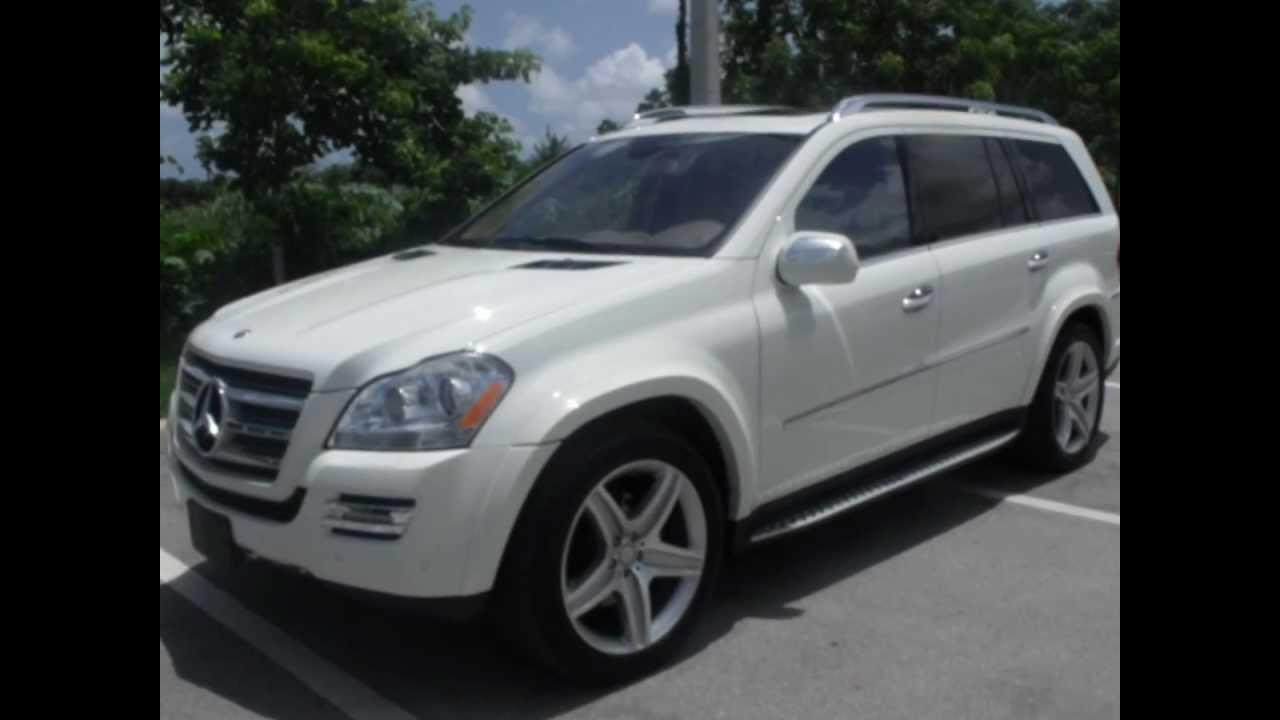 2010 mercedes benz gl550 white fenix sports car youtube