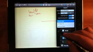 The best note-taking app for iPad