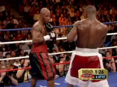 Floyd Mayweather Jr. vs. Zab Judah Pt.4