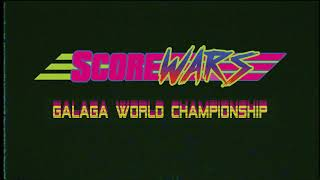 Score Wars: Galaga World Championship