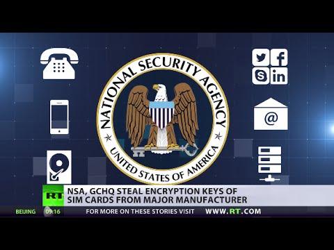 'NSA has eyes in every digital communication'
