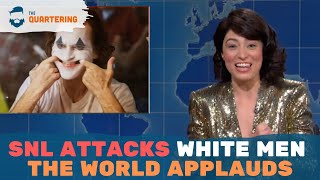 White Male Rage: SNL Skit Meltsdown Over Joker & Creeps Applaud
