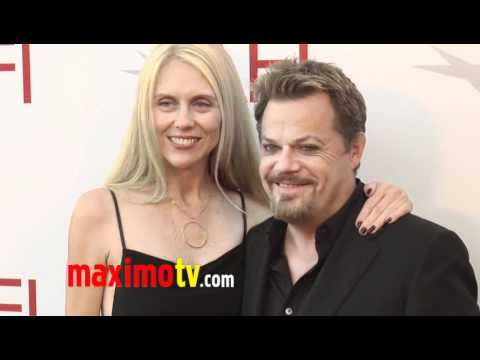 Eddie Izzard Interview at