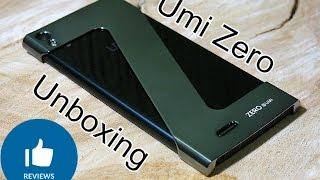 ✔ Umi Zero Распаковка Инженерной версии смартфона от zBestReview! Coolicool.com