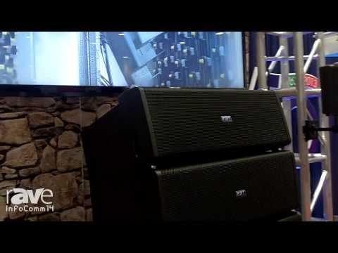 InfoComm 2014: Italian Speaker Imports Launches Distribution of FBT Array of Speakers