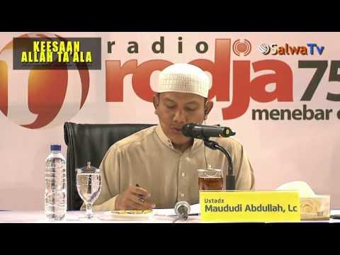 Tabligh Akbar-Keesaan Allah Ta'Ala- Syaikh Prof.DR.Abdurrazzaq Bin Abdul Muhsin Al-Badr