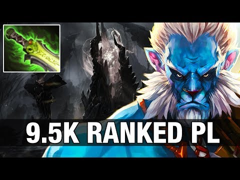 RAMZES666 9.5K Plays PL WITH Ethereal Blade - Dota 2