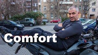 Motorcycle Comfort! Simple Ways to Improve it?
