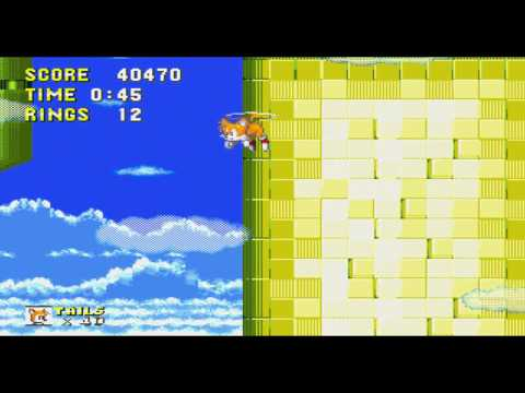 Let's play Sonic 3 and Knuckles part 39: Matt has bad memory