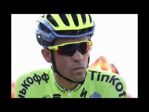 Alberto Contador _ Tinkoff _  Gana  Vuelta al Pais Vasco 2016.  3D