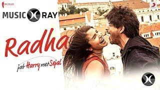 Radha Song Full Audio | Jab Harry Met Sejal | Music by Sony Music India HD