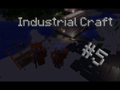 Как сделать промышленный алмаз в industrial craft