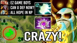 They Got Megacreeps and Think Its Over But, Nature Prophet Started To Carry All Epic Comeback Dota 2