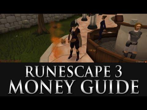 RuneScape 3   830k/h Money Making Guide   w/Comm!