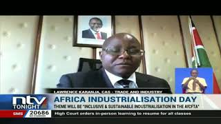 Africa industrialisation day to be marked on 20th November 2020