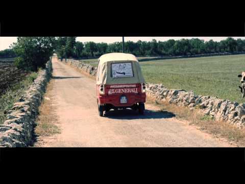 The G.I.R.A. - The Great Italian Rickshaw Adventure (Catania - Milano a bordo di un Ape Calessino)