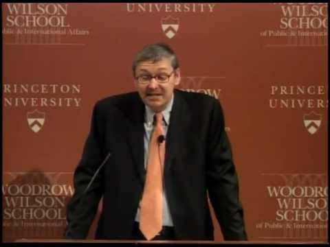 "N. Gregory Mankiw - ""The Challenges Facing Monetary and Fiscal Policy"""