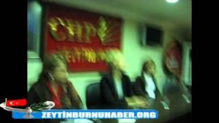 Aylin Kotil CHP Zeytinburnu Panel