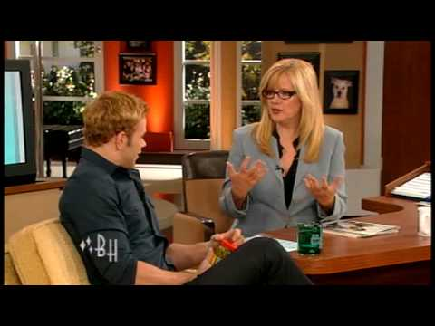 Vienna Beef Condiment Kit enjoyed by New Moon's Kellan Lutz on Bonnie Hunt Show.mov