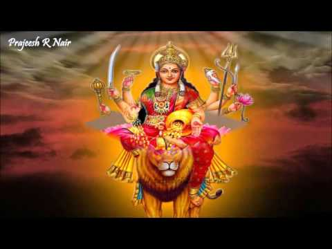 Padhangalil Veenu Kezhunnu Njan...! Devi Geetham Vol.1 (1997). (Prajeesh)