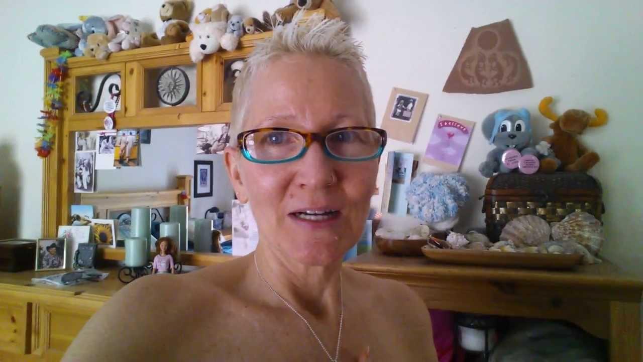Trisha Paytas Implants Mastectomy Scars without