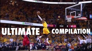 LeBron James' Best Dunks of His Career