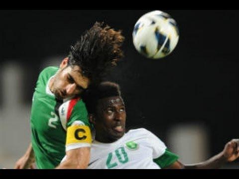 Saudi Arabia vs Iraq: AFC U22 Championship 2014
