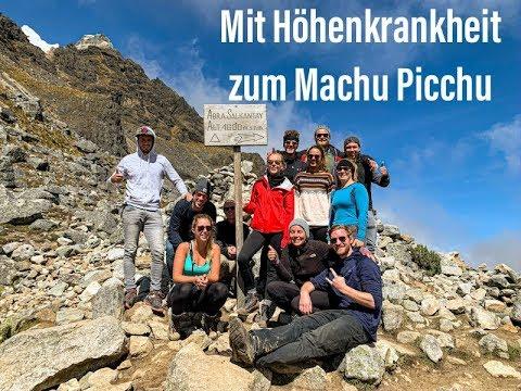 Der Salkantay Trek zum Machu Picchu Teil 1 | Backpacking Südamerika | Vlog #03