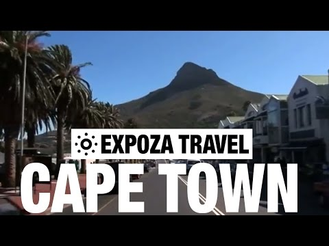Cape Town Beach (South-Africa) Vacation Travel Video Guide